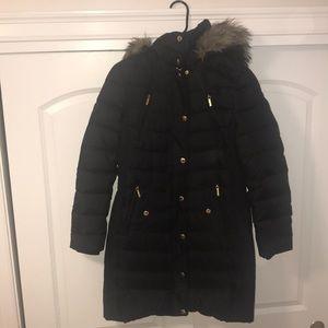Micheal Kors BRAND NEW Down, faux fur jacket